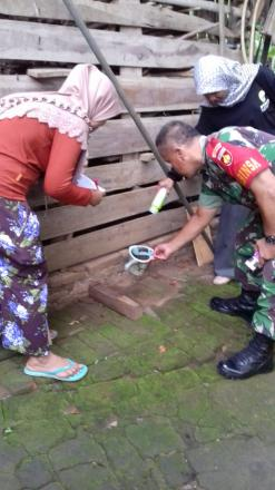Gertak PSN Desa Sriharjo di Dusun Dogongan