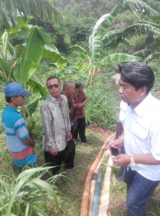 Survey Lokasi Bakal Calon Jembatan