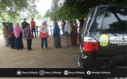 Giat Rutin Pasien ODGJ Desa Sriharjo